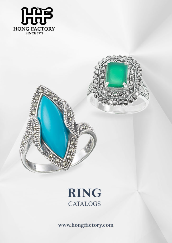 Marcasite Jewelry catalogs Ring