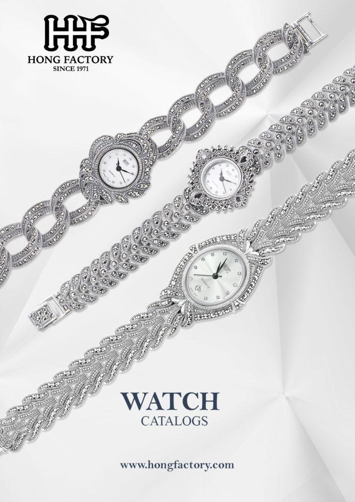 Marcasite Jewelry catalogs Watch