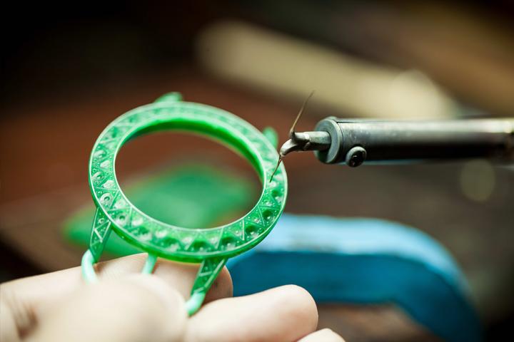 wax Product Process