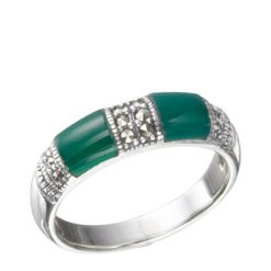 Marcasite jewelry ring HR0481 1