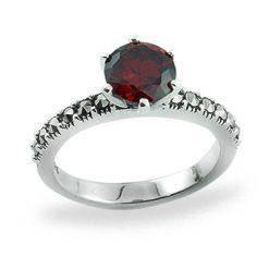 Marcasite jewelry ring HR0791 1