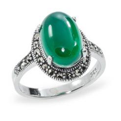 Marcasite jewelry ring HR0895 1