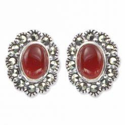 marcasite earring HE0144 1