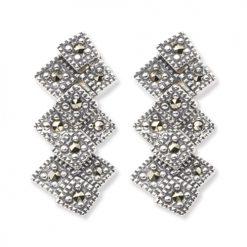 marcasite earring HE0486 1