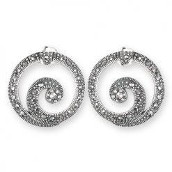 marcasite earring HE0557 1