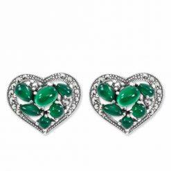 marcasite earring HE0768 1