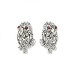 marcasite earring HE1318 1