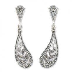 marcasite earring HE1419 1