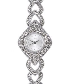 marcasite watch HW0009 1