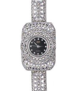 marcasite watch HW0077 1