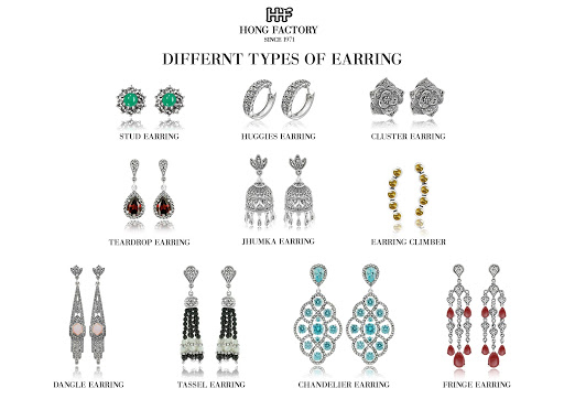Jewelry Tips The Best Earring Style and Hairstyle to Match Your Face Shape