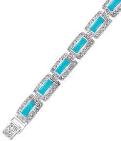 marcasite bracelet BR0028 1