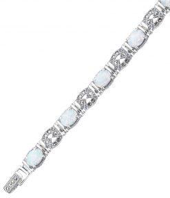marcasite bracelet BR0054 1
