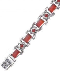 marcasite bracelet BR0106 1