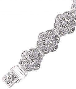 marcasite bracelet BR0215 1