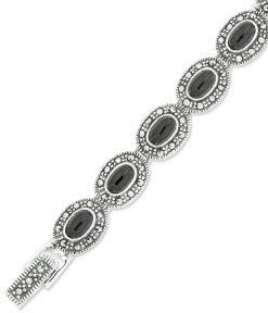 marcasite bracelet BR0612 1
