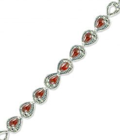 marcasite bracelet BR0635 1