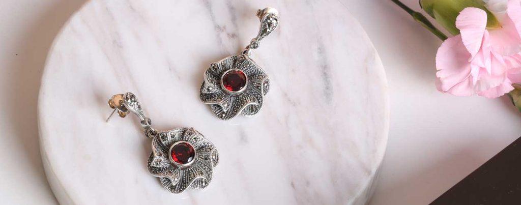 Marcasite Jewelry Manufacturer 003